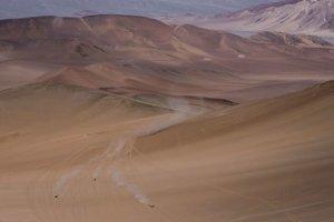 Na území Peru sa jazdci tohtoročnej Rely Dakar nepozrú.