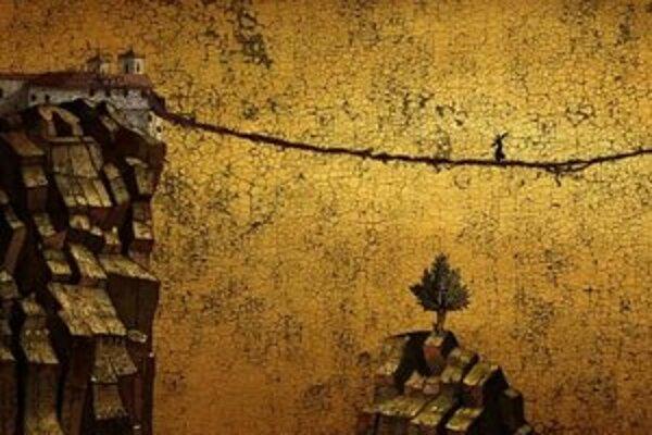 Film vkusne dopĺňajú animované scény.