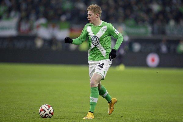Kevin De Bruyne si už dres Wolfsburgu neoblečie.