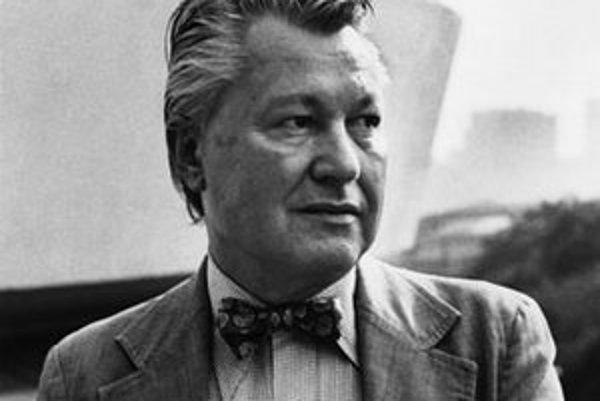 """""""Guggenheim má európske korene, presne tak ako ja,"""" vravieval Thomas Messer."""