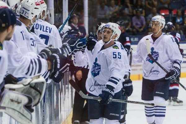 Hokejisti Admiralu Vladivostok si najtesnejším rozdielom poradili s Ladou Togliatti.