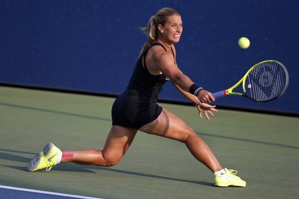 Dominika Cibulková má s Jelenou Jankovičovou negatívnu bilanciu 1:4.