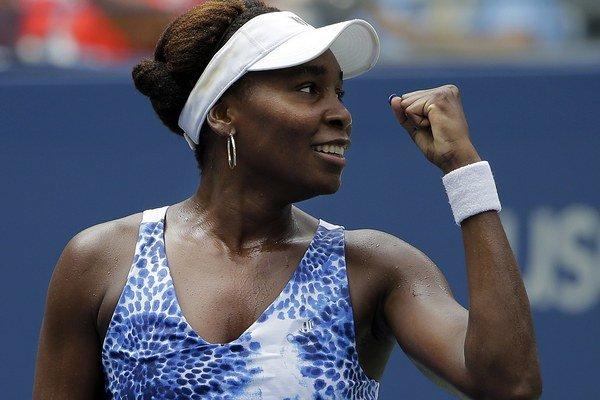 Venus Williamsová vyhrala turnaj v čínskom Wu-chane.