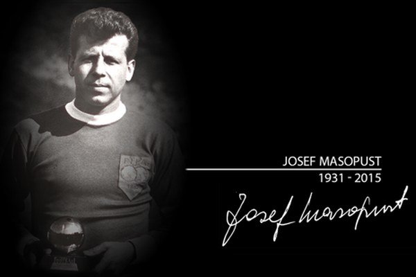 Josef Masopust patrí medzi ozajstné veličiny československého futbalu.