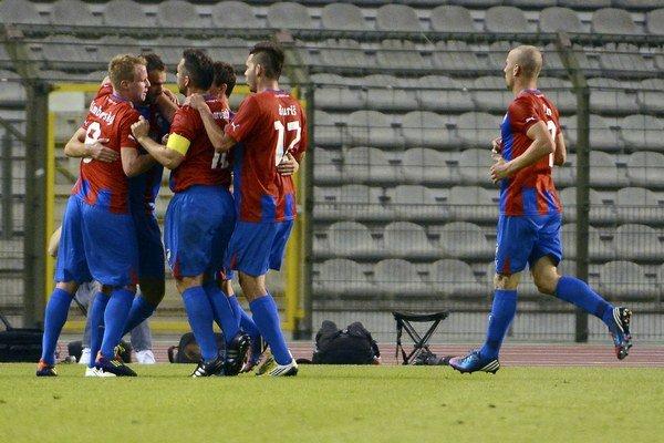 Viktoria Plzeň získala Český superpohár.