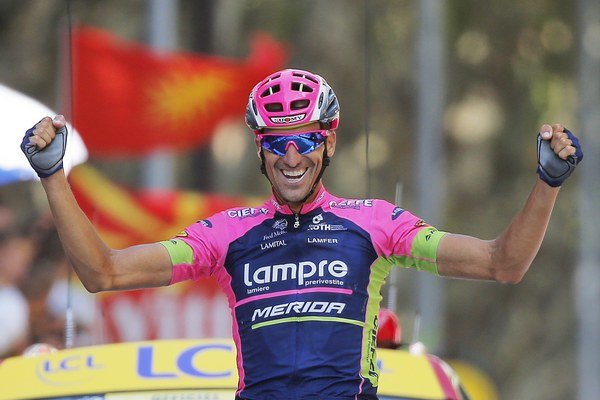Rubén Plaza Molina vybojoval premiérové víťazstvo na Tour de France.