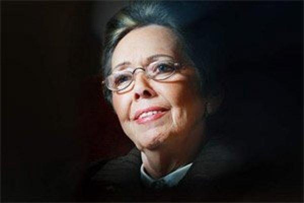 Jiřina Jirásková (17. 2. 1931 - 7. 1. 2013).