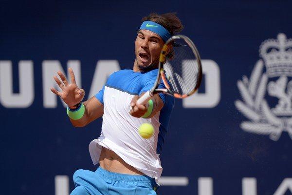 Rafael Nadal sa po dlhšom čase opäť dočkal turnajového úspechu.