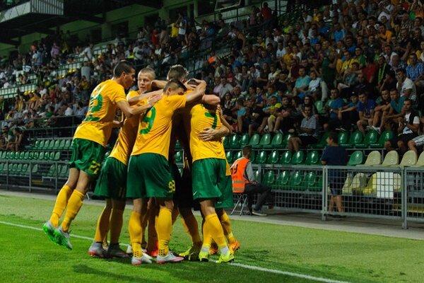 Iba futbalisti MŠK Žilina môžu vylepšiť postavenie Slovenska v generálnej klasifikácii. Ako jediní sa prebojovali do play-off o skupinovú fázu Európskej ligy.