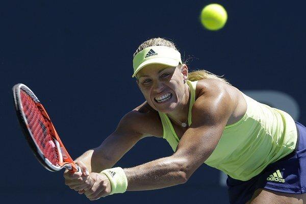 """Nemka Kerberová ovládla turnaj na """"harde"""" v americkom Stanforde."""
