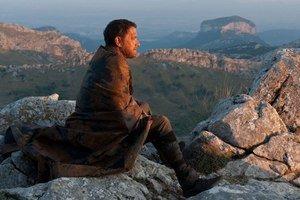 Tom Hanks v Atlase mrakov.
