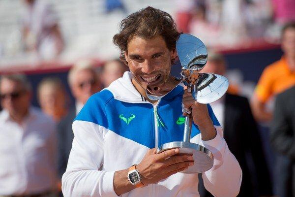 Rafael Nadal nedávno získal svoj tretí titul v sezóne. Vyhral turnaj v Hamburgu.