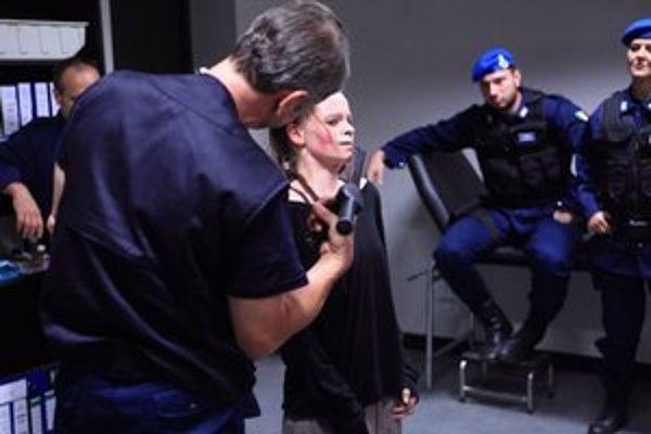Talianski policajti museli po svojom zásahu v Janove pred súd.