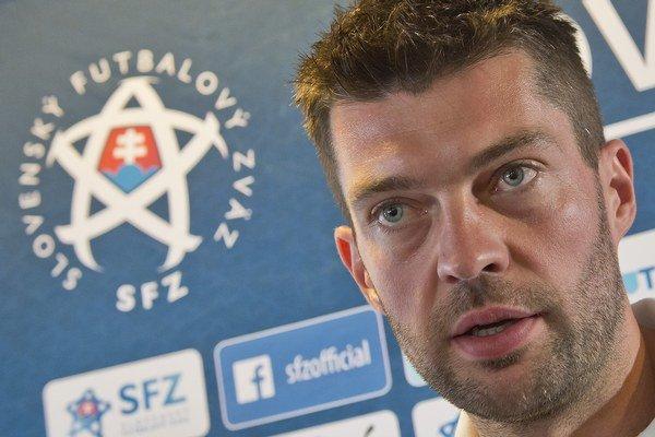 Matúš Kozáčik je momentálne jasnou jednotkou slovenskej futbalovej reprezentácie.