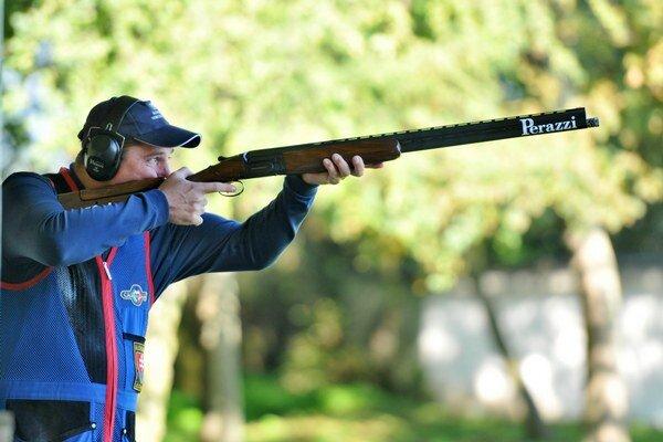 Erik Varga začal svoju súťaž veľmi dobre.