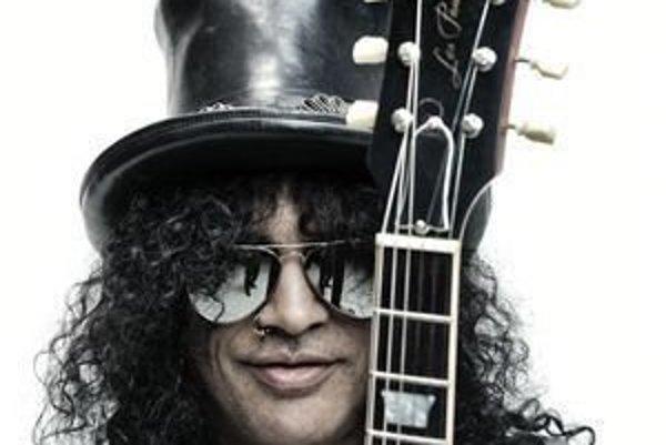 Na festivale vystúpi aj Slash.