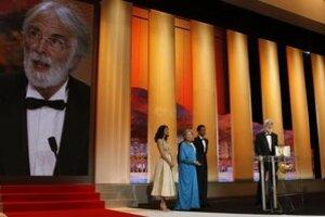 Michael Haneke si v Cannes opäť prišiel po hlavnú cenu.