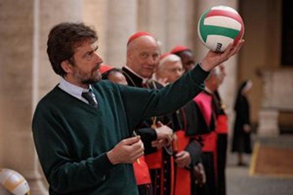 Nanni Moretti bol hosťom Febiofestu v Prahe a režíroval film Máme pápeža, ktorý by vám nemal z programu ujsť.