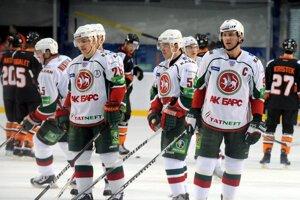 Hokejisti Ak Bars Kazaň zatiaľ nevyhrali ani jeden z prvých dvoch finálových duelov.