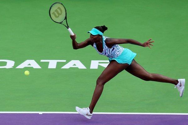 Svojimi skúsenosťami by Venus Williamsová americkému tímu určite pomohla.