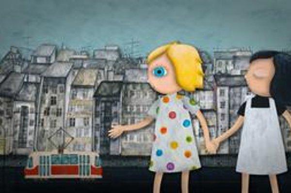 Katarína Kerekesová (1974) chystá nový večerníčkový seriál Mimi a Líza. Je autorkou filmov Milenci bez šiat, Pôvod sveta, ilustrovala napríklad knižku Čarodejník z krajiny Oz. Naposledy mala v kinách výnimočný projekt, animovanú operu Kamene, za ktorú