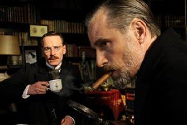 Vo filme Nebezpečná metóda režisér David Cronenberg oživil vzťah Sigmunda Freud a jeho žiaka Carla Gustava Junga.