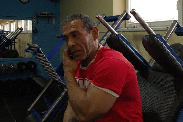 Adam Cibuľa trénoval na kategóriu, v ktorej sa na ME súťažiť nebude.