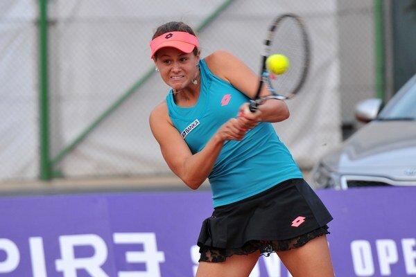 Na budúci týždeň čaká Čepelovú kvalifikácia na druhý grandslam roka Roland Garros v Paríži.