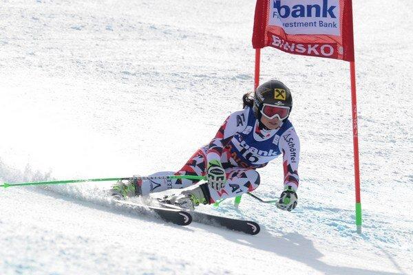 Anna Fenningerová je po víťazstve v alpskej kombinácii opäť o čosi bližšie vedeniu vo Svetovom pohári.