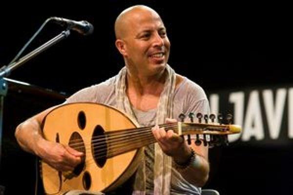 Dhafer Youssef vystúpi zajtra na Hlavnom námestí v Bratislave.