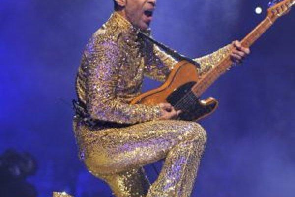 Prince v strednej Európe nehrá často a jeho vystúpenia majú povesť výbornej šou.