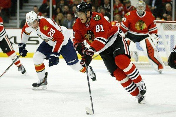 Marián Hossa dal v NHL už 485 gólov v základnej časti.