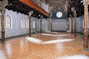 Jedna z posledných výstav, ktoré pre Galériu Jána Koniarka v Trnave pripravoval Vladimír Beskid sa mala konať v synagóge - centre súčasného umenia.