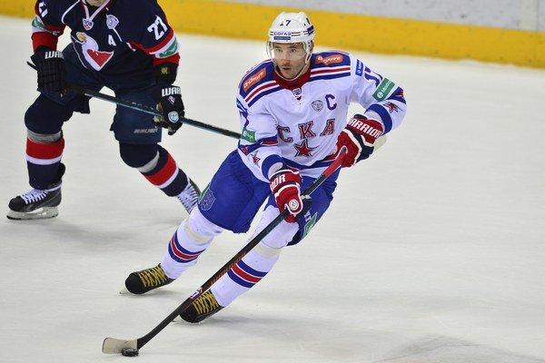 Iľja Kovaľčuk, kapitán Petrohrad a najväčšia hviezda KHL.