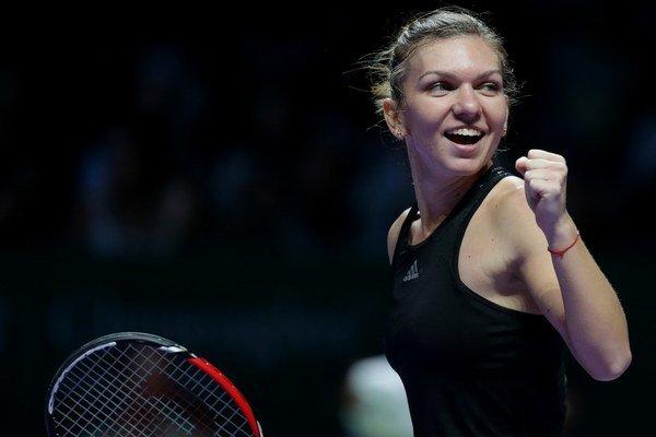 Simona Halepová vyhrala turnaj v Šen-čene.