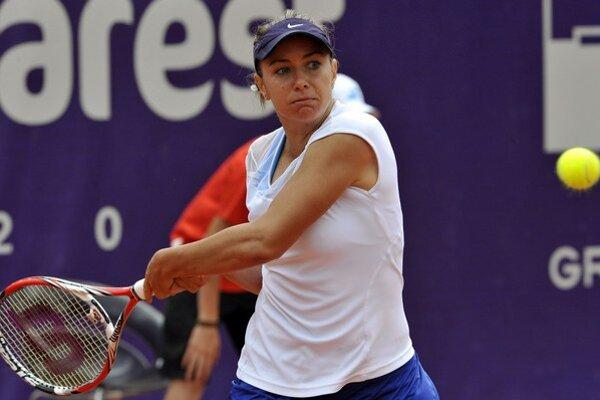 Kristína Kučová je stále v hre o postup do hlavnej súťaže Australian Open.