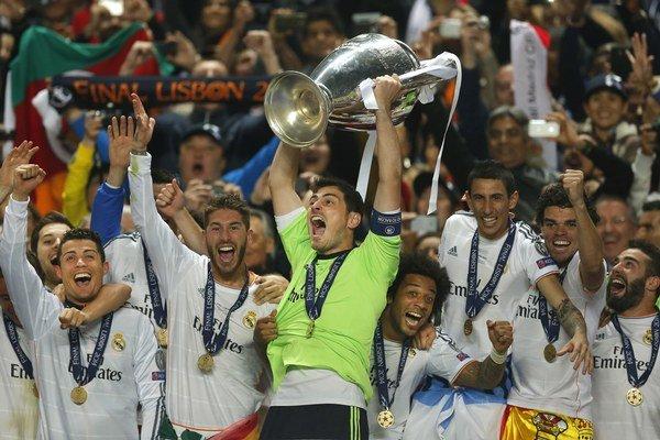 Real Madrid je najlepšie zarábajúcim klubom na svete.