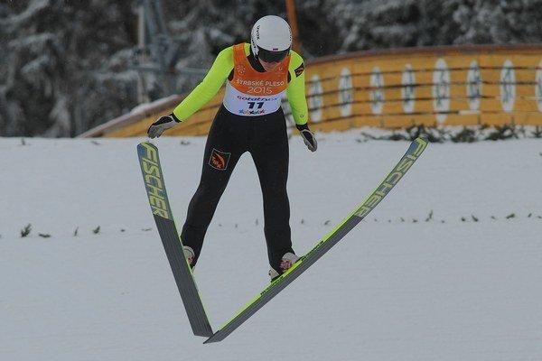 Zlato v skokoch na lyžiach na strednom mostíku vybojovala Ruska Irina Avvakumovová.