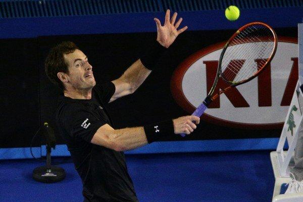 Andy Murray v semifinále vracal Berdychovi častokrát aj nemožné.