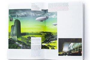 Takúto podobu má najnovšia kniha o architektúre.