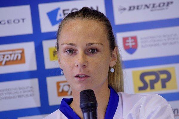 Magdaléna Rybáriková.