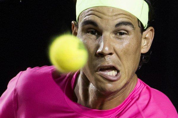 Španielsky tenista Rafael Nadal postúpil do 2. kola turnaja ATP v Riu de Janeiro.