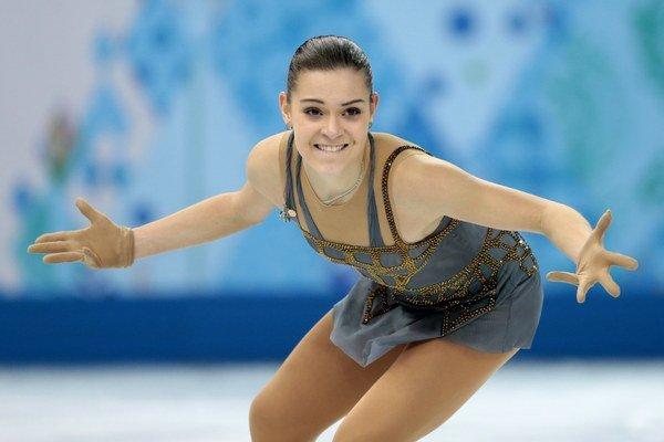Adelina Sotnikovová.
