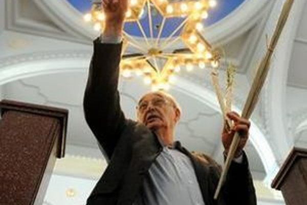Film, ktorého hlavným hrdinom je košický rabín Jossi Steiner vysiela STV na Dvojke dnes o 20.10 h.