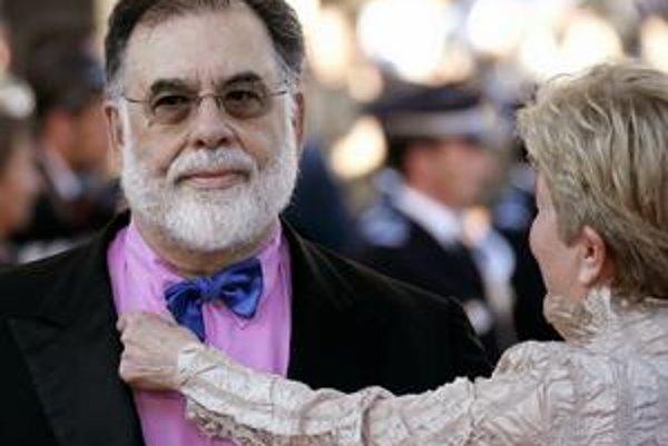 Klasik aj začiatočník Francis Ford Coppola.