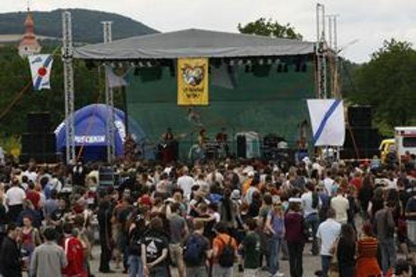 Vrbovské vetry sú menším festivalom, no ponúkajú netradičný program.