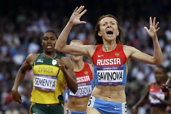 Maria Savinovová sa priznala k užívaniu dopingu.