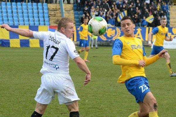 Uroš Matič hrával v minulosti za Košice.