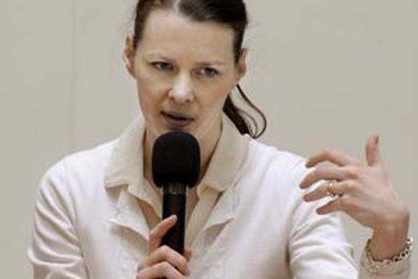 Poverená šéfka SNG Alexandra Kusá sa chystá do konkurzu na post generálneho riaditeľa.