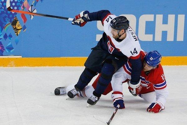 Andrej Meszároš si zahral aj na olympiáde v Soči.